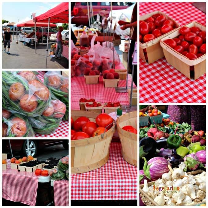 Farmers Market @Vegetarianmamma.com - Farmers Market