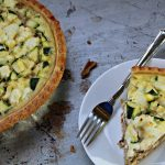 Delicious Gluten Free + Vegetarian Quiche