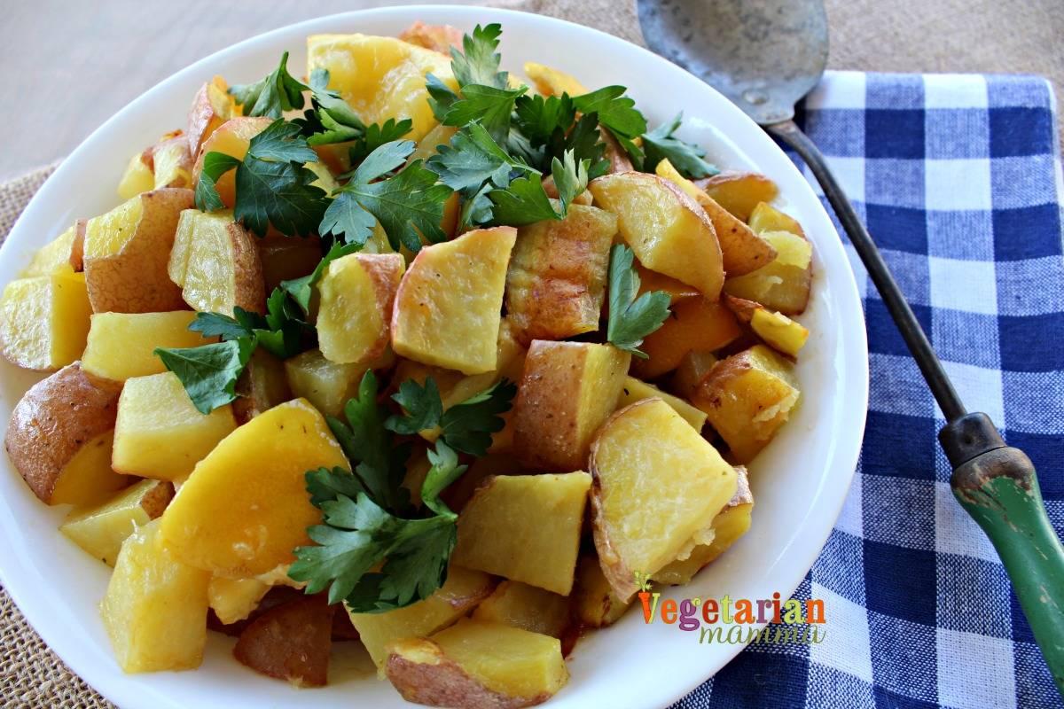 Citrus-Roasted Tofu Recipe — Dishmaps