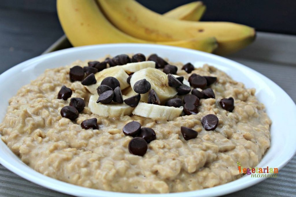 sunbutter-banana-oatmeal-vegetarianmamma-com-nut-free
