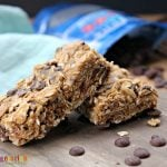 4 ingredient – Dairy-Free Granola Bars