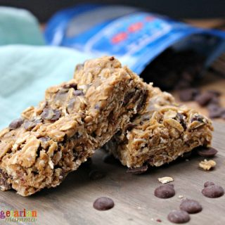 4 ingredient – Dairy Free Granola Bars
