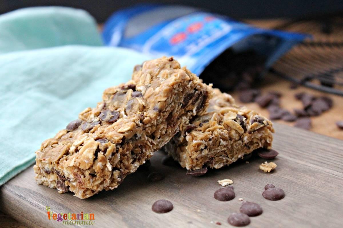 Gluten Free, Dairy Free, Nut Free Granola Bars