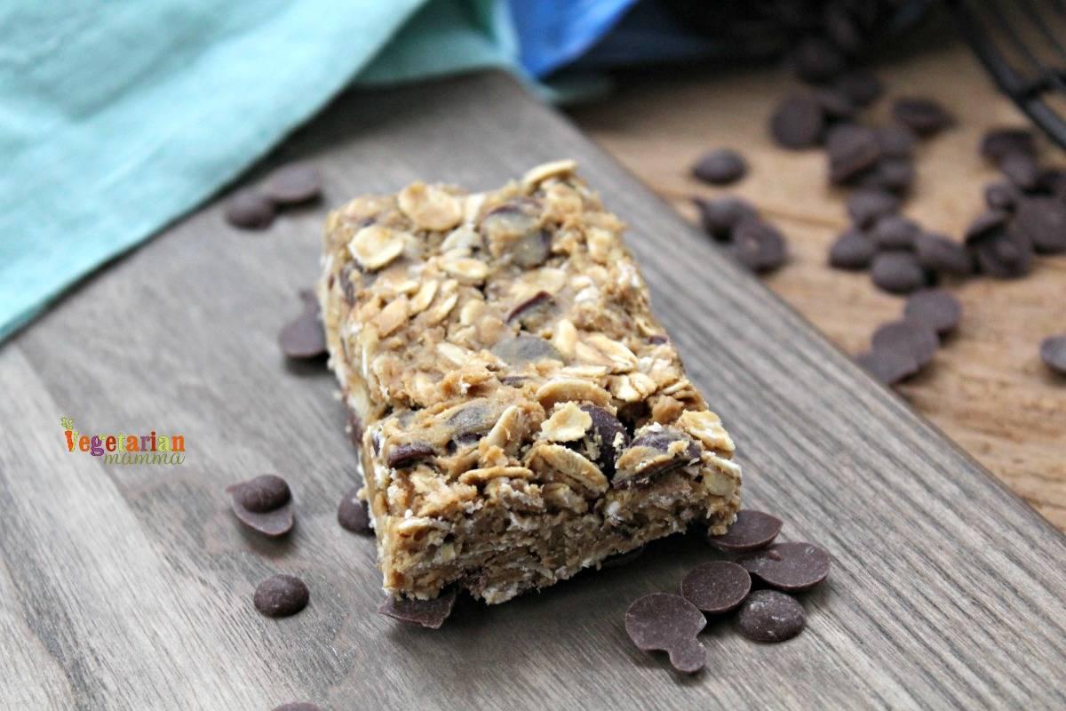 Gluten Free, Nut Free, Dairy Free Granola Bars
