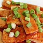 Sweet and Sour Tofu - Vegetarian and Gluten Free