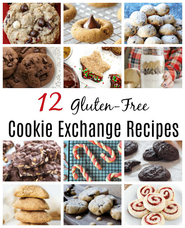 Gluten Free Cookie Exchange