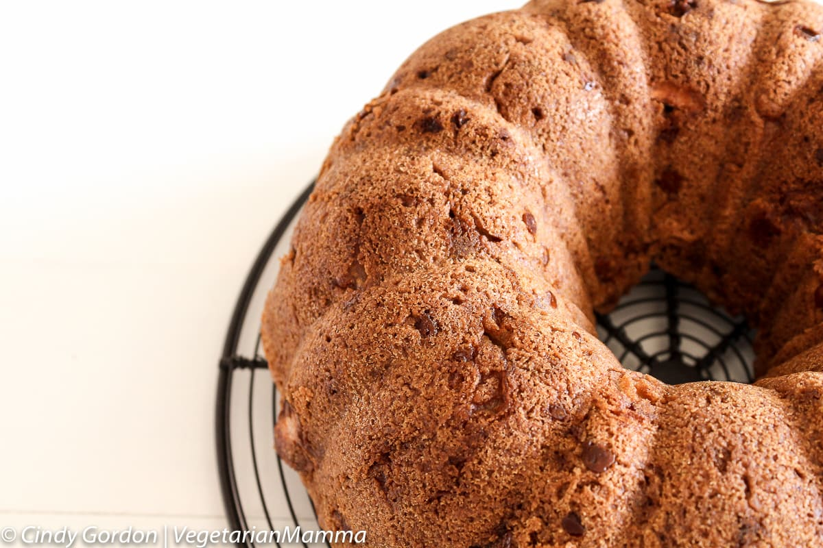 Easy Apple Cake is a gluten-free allergy friendly sweet treat.