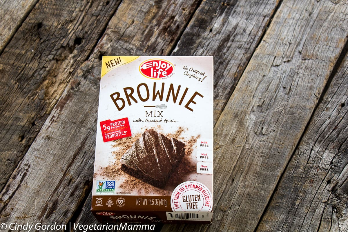 Enjoy Life Brownie Mix gluten free