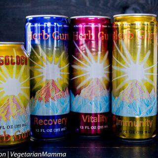 Herb Guru Drinks + Giveaway