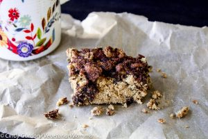 Chocolate Chip Coffeecake – Made with Pancake Mix