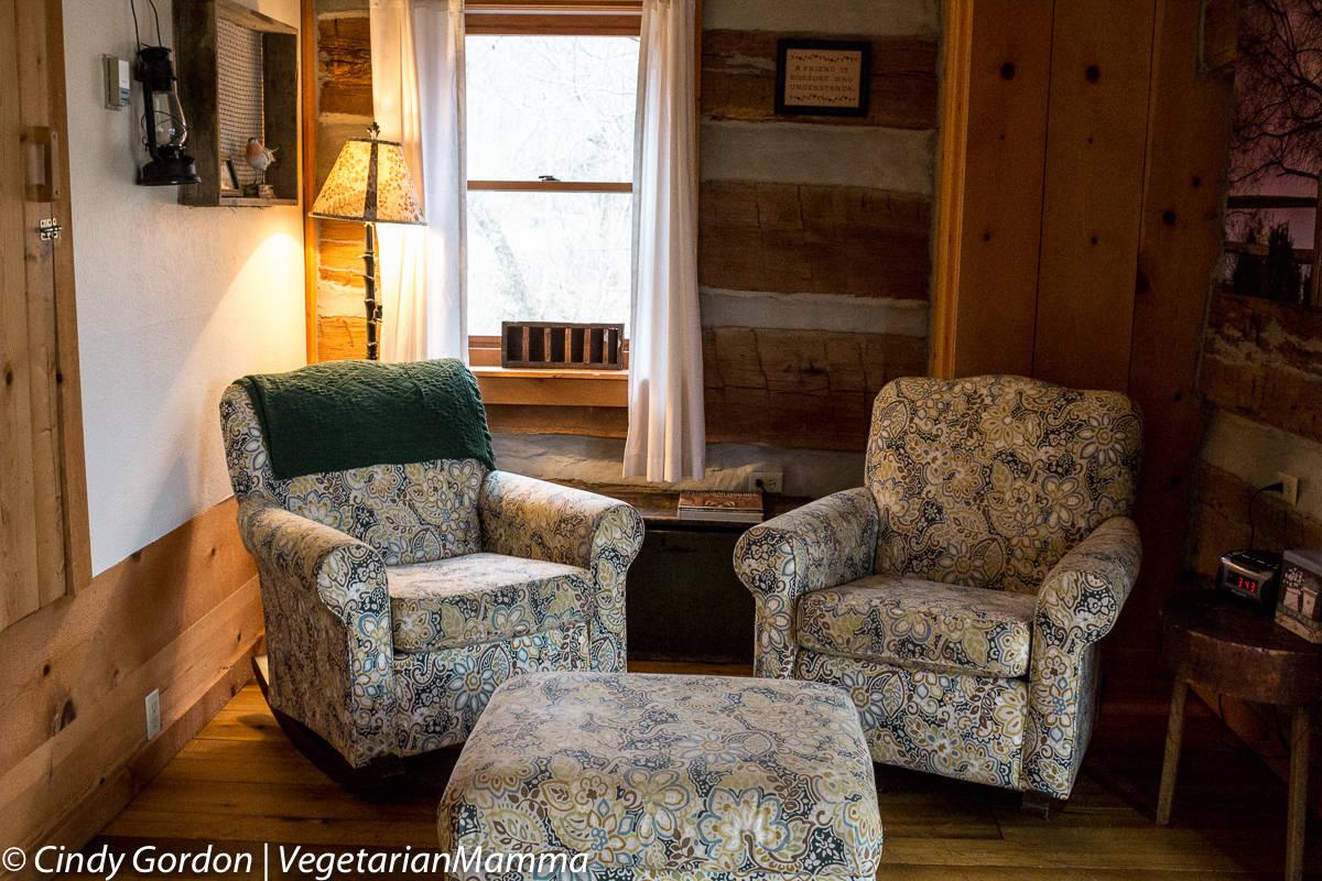 Cabins at Inn at Cedar Falls