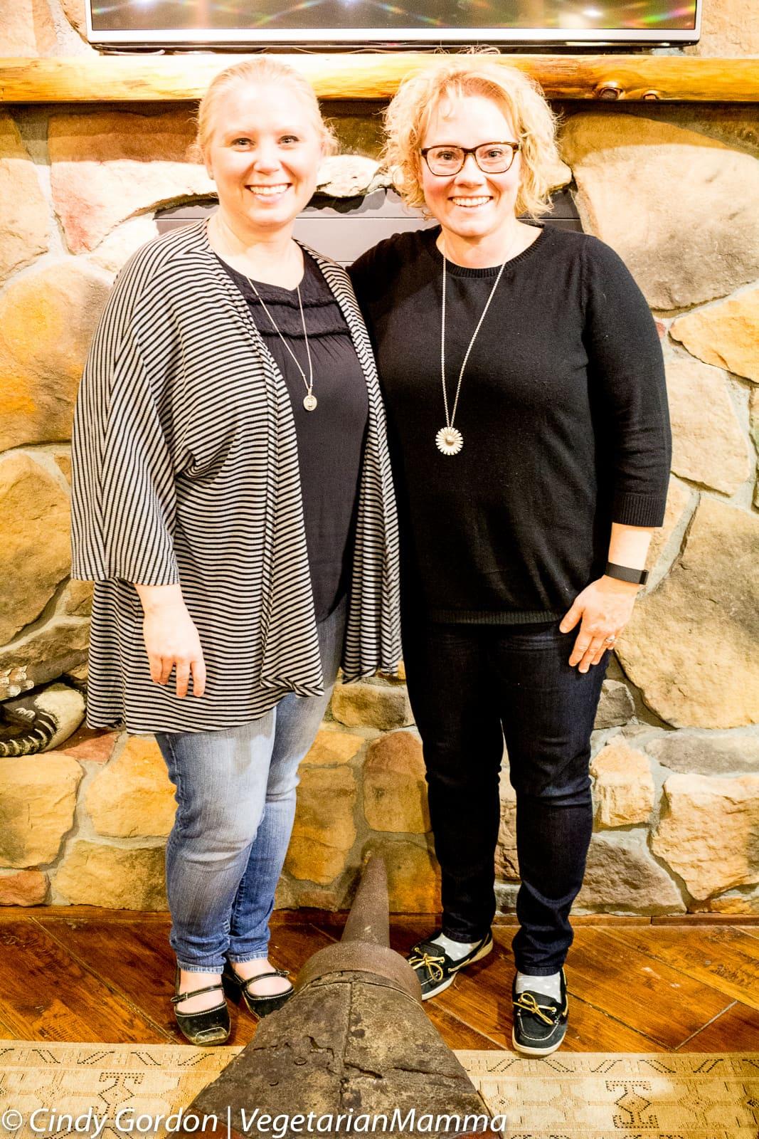 Girls Weekend in Hocking Hills Ohio - Inn at Cedar Falls