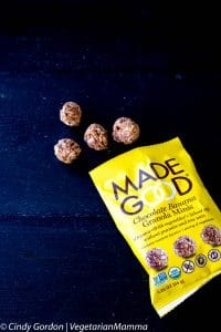 MadeGood® Granola Bars and Minis