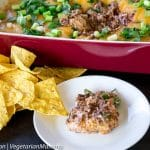 Party Style Bean Dip – Perfect for your game day spread
