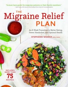 The Migraine Relief Plan – Book Review
