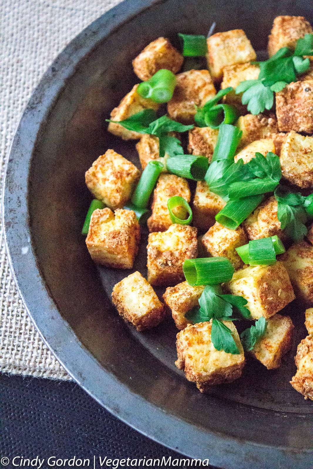easy tofu recipes
