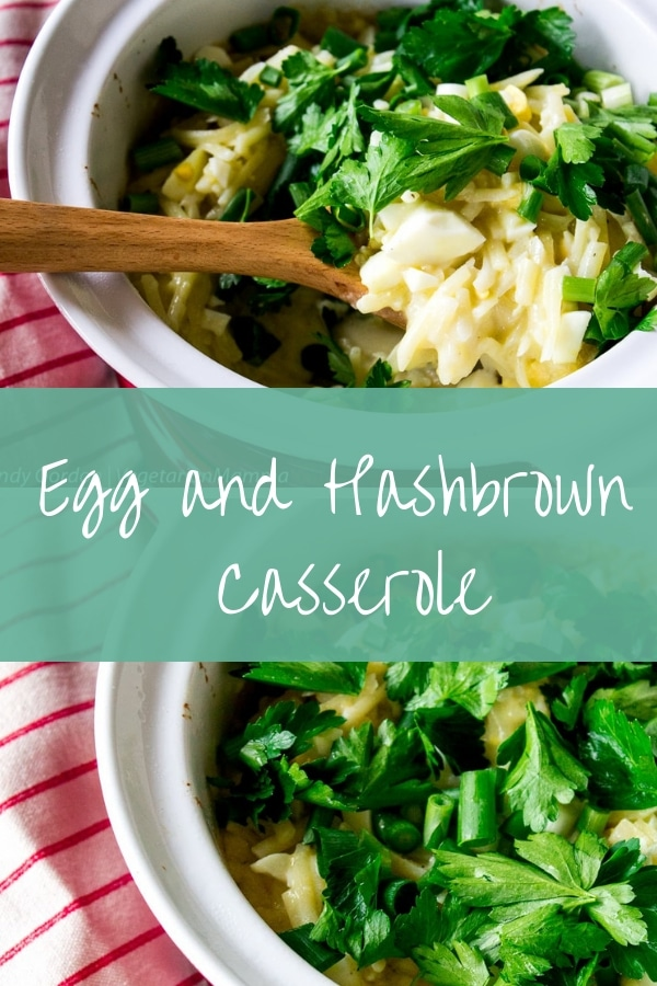 Egg and Hashbrown Casserole is an easy meal that will satisfy your weekend cravings for a delicious breakfast. Perfect for your family breakfast or brunch.