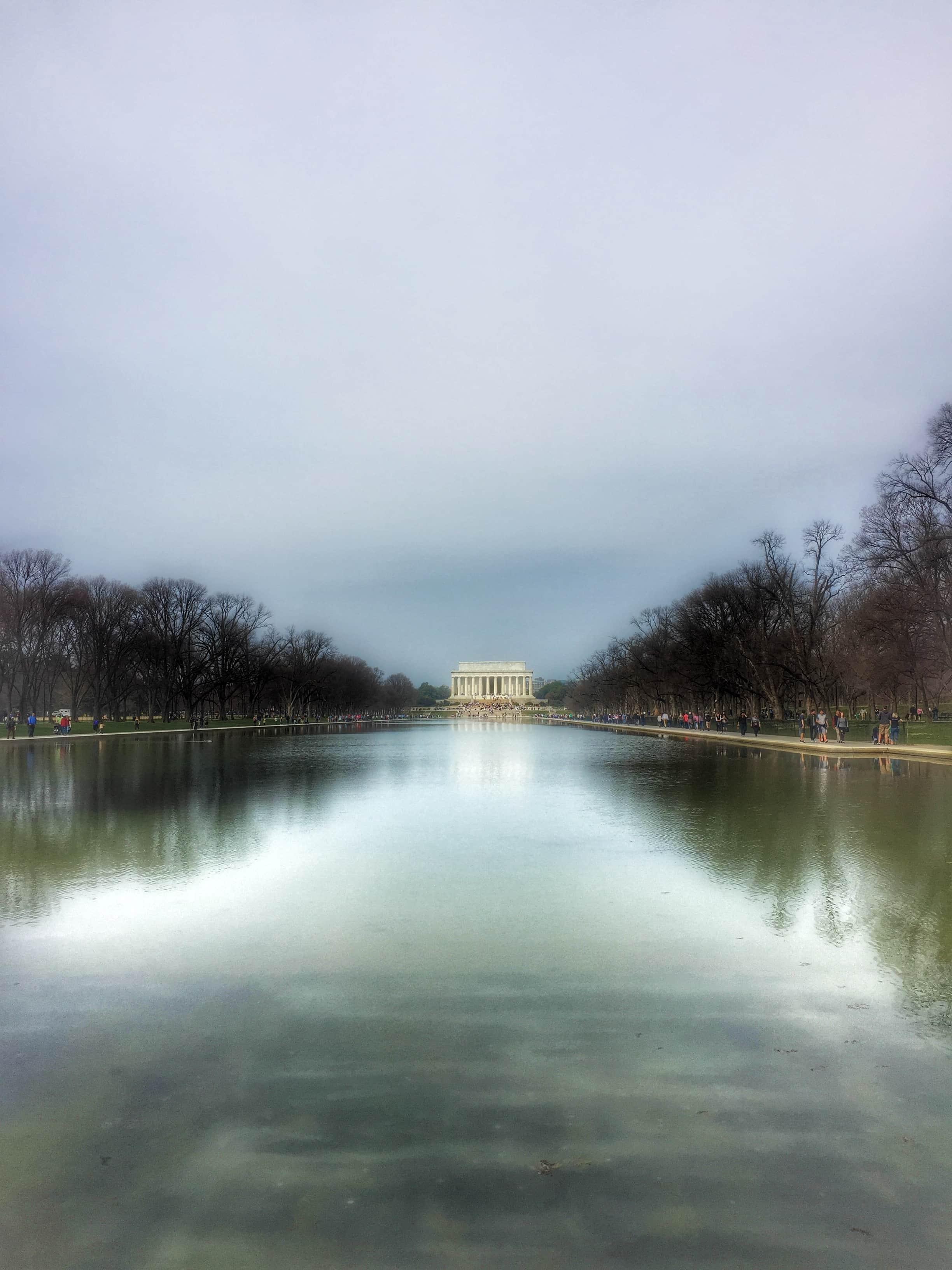 Family Vacation in Washington DC