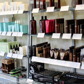 A Gluten Aware Salon- Philosophi Salon + Gluten Free Hair Products