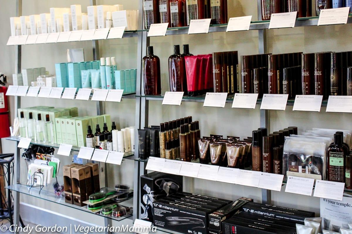 Philosophi Salon Gluten Free Hair Products