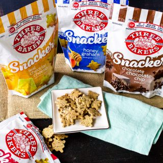 Snackers from Three Bakers Gluten Free Bakery