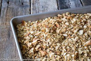 Easy Homemade Gluten Free Granola