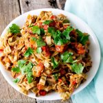Vegetarian Bolognese – a twist on classic Bolognese