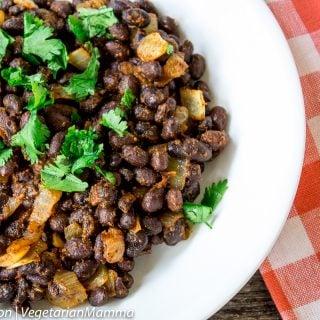 Easy Southwest Seasoned Black Beans