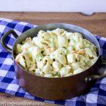 Classic Macaroni Salad with a Twist