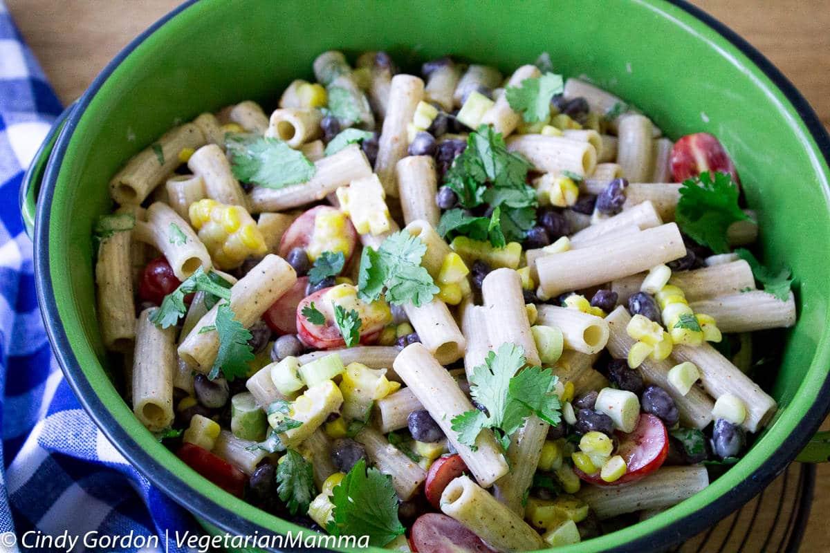 Easy Taco Pasta Salad
