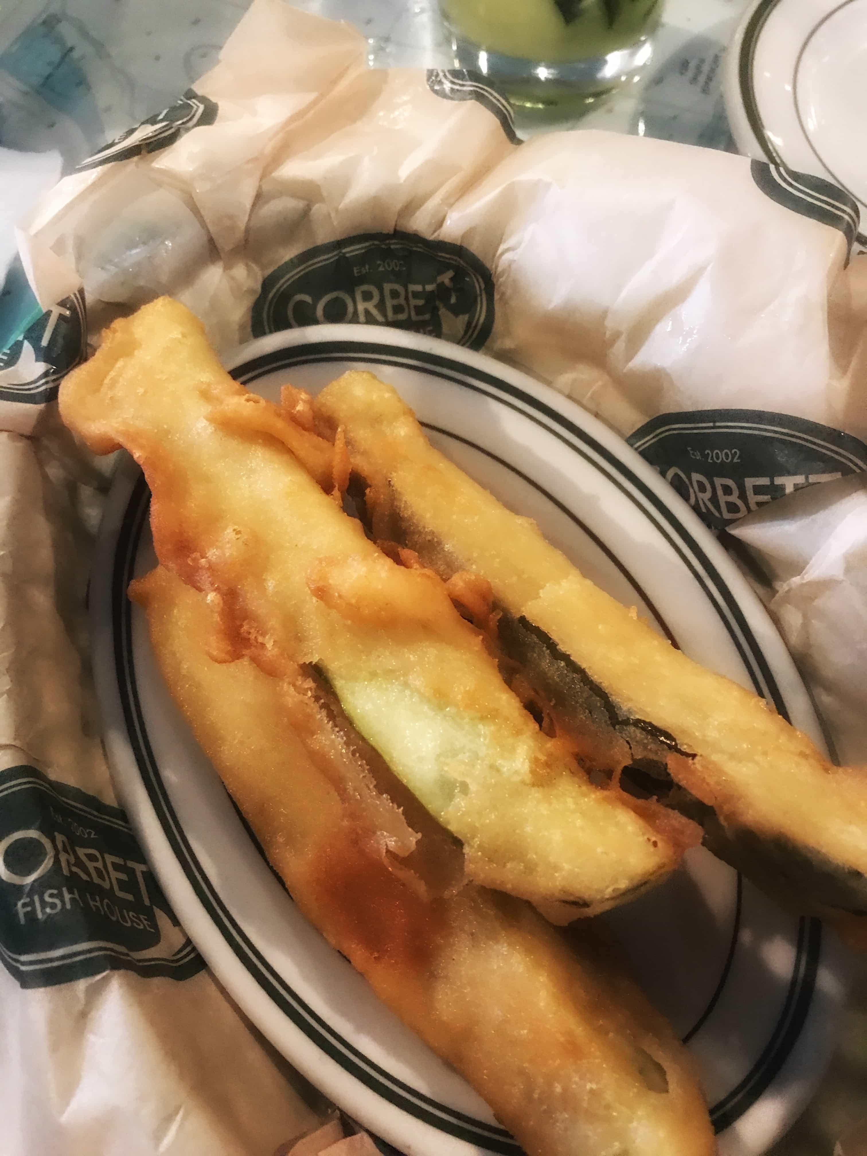 Hawthorne Fish House has vegetarian options in Portland OR 100% gluten free
