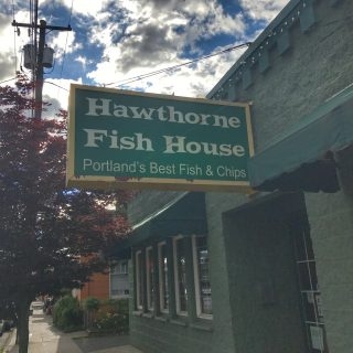 Hawthorne Fish House has vegetarian options in Portland OR 100% gluten free