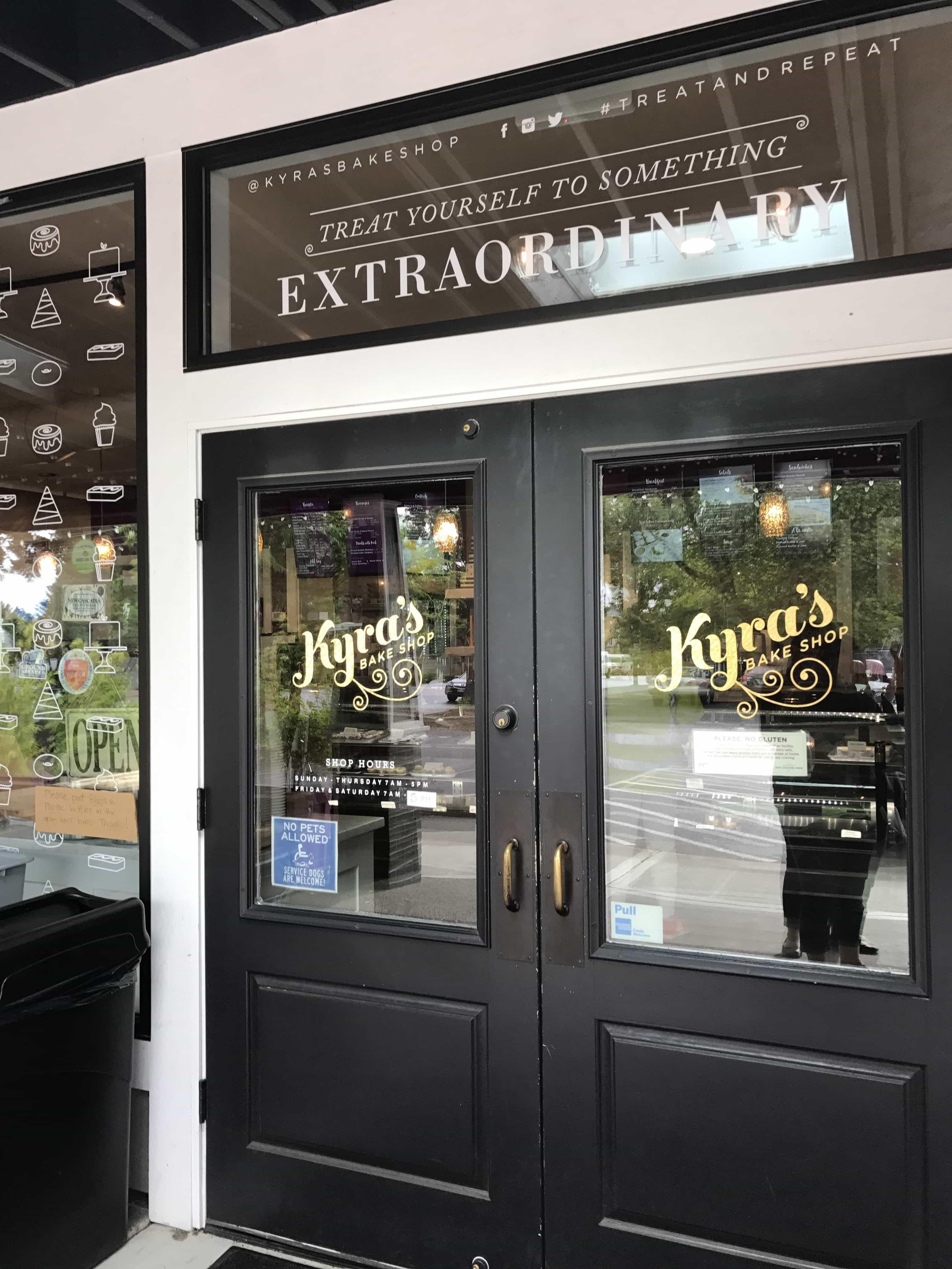 Kyras Bakeshop Oregon Gluten Free Goodies