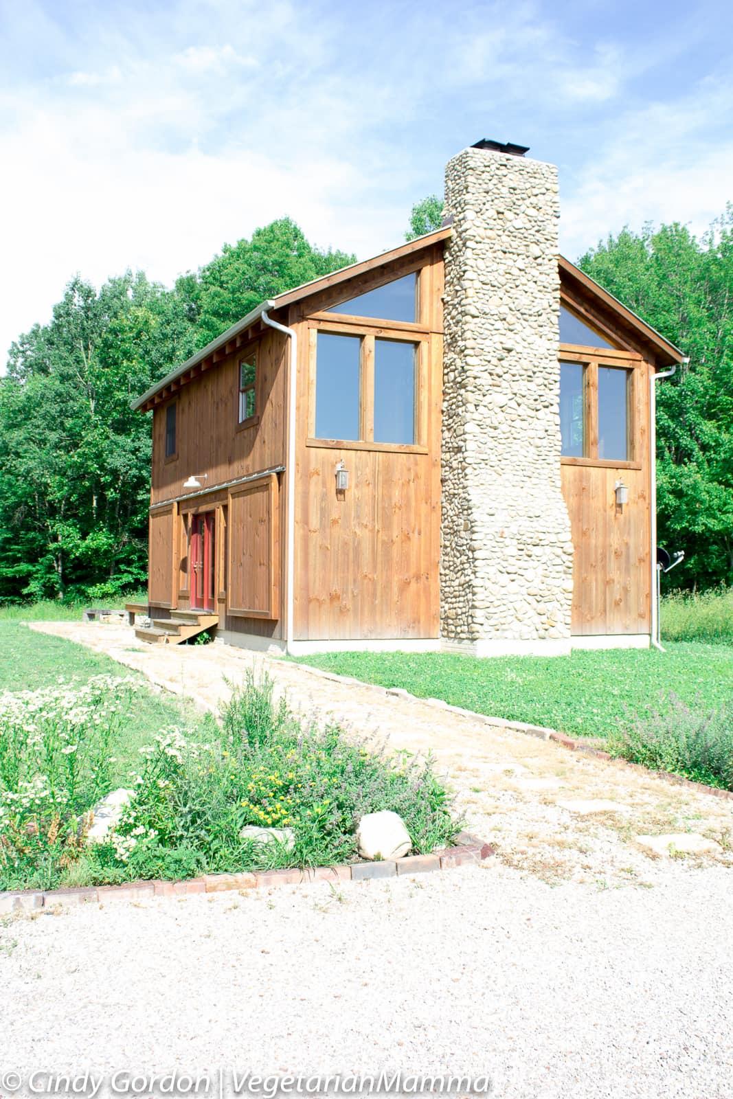 The Barn at Pumpkin Ridge a family getaway in Hocking Hills