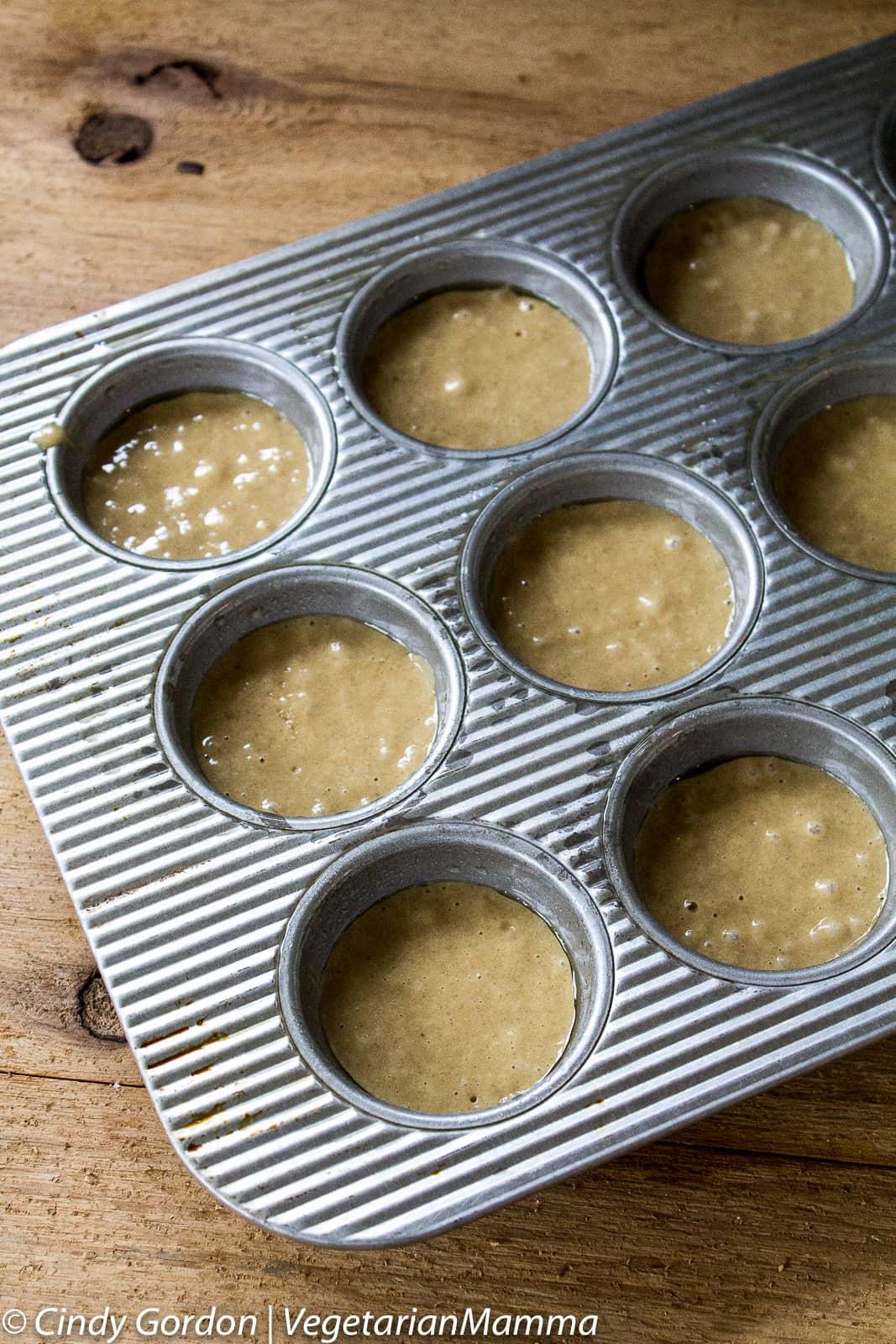Gluten Free Allergy Friendly Cinnamon Roll Muffins