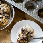 Gluten Free and Allergy Friendly Cinnamon Roll Muffins