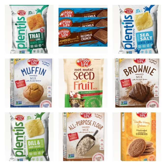 Mega Giveaway of Gluten Free Allergy Friendly Products