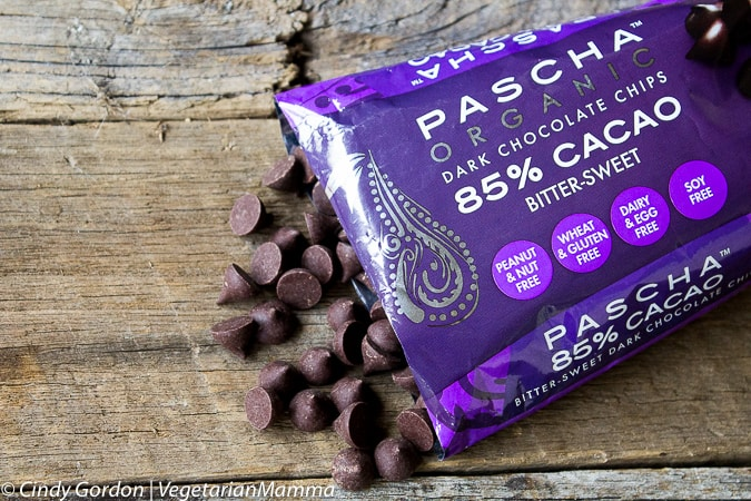 Pascha Organic Dark Chocolate Chips