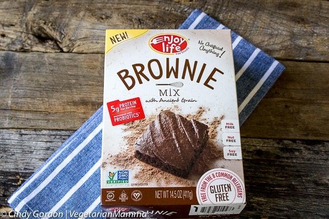 Easy Gluten Free Brownie Trifle