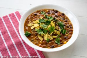 Instant Pot Taco Soup (+ StoveTop Directions)