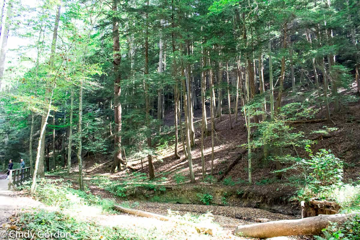 10 places to visit in hocking hills