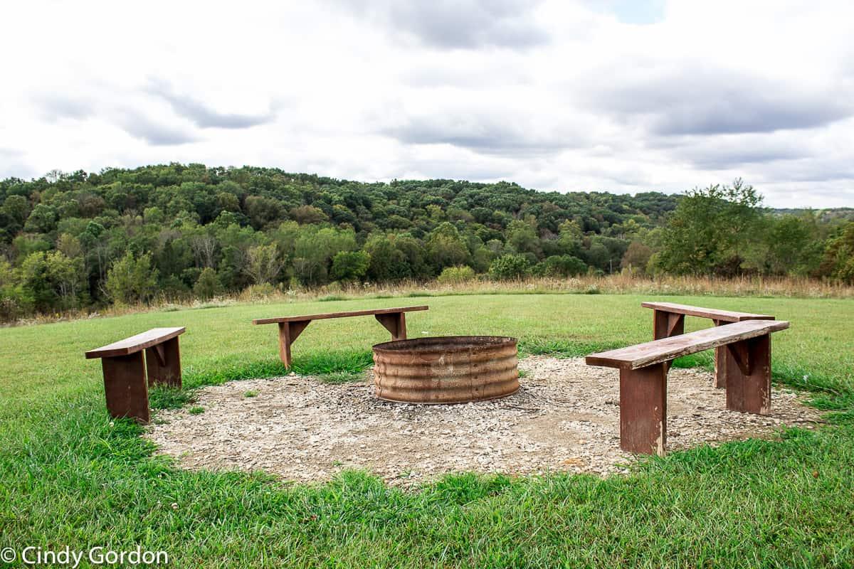 Cedar Grove Lodging hocking hills