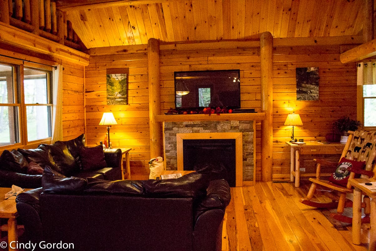 Cedar Grove Lodging hocking hills