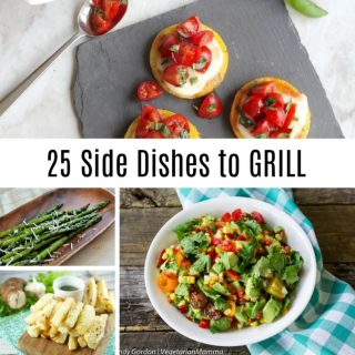 25 side dishes to grill