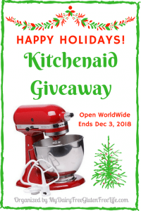 New KitchenAid Giveaway