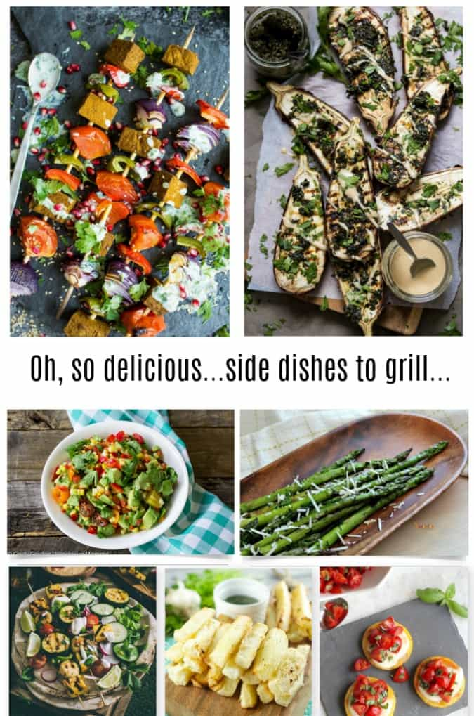 side dishes to grill