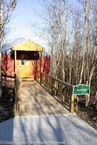 Inn at Cedar Falls Yurts – now availble