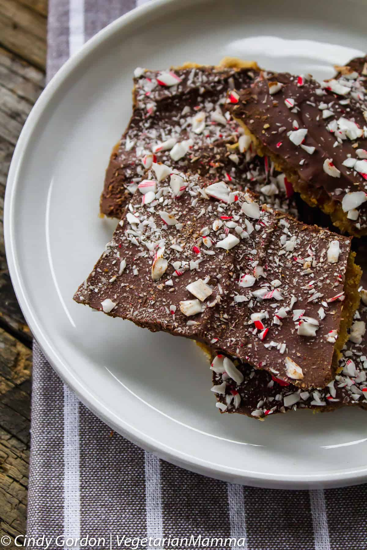 Old Fashioned Christmas Bark