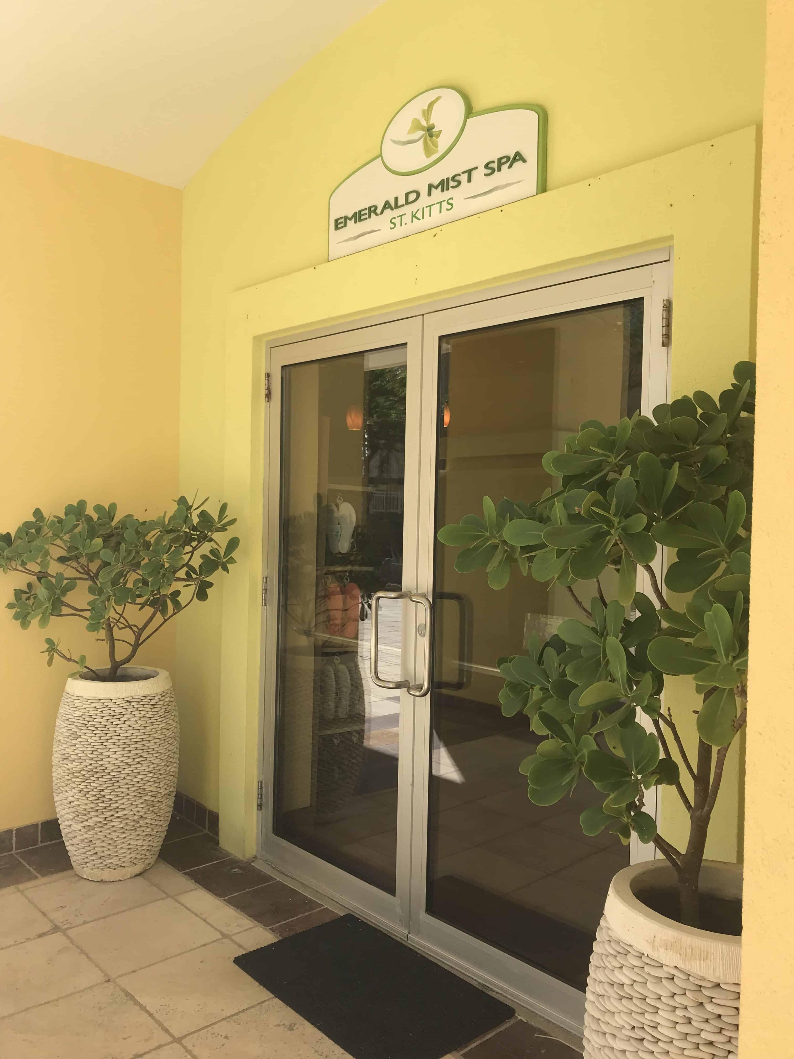 St. Kitts Marriott Resort - Emerald Mist Spa Review