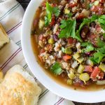 Quinoa Kale Soup – Comforting and Warm